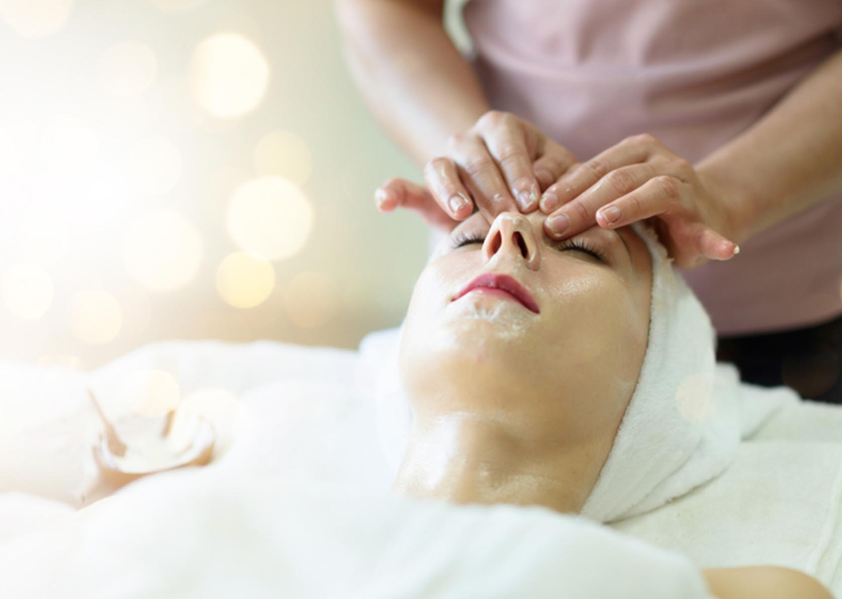 Best facial service at home in lahore