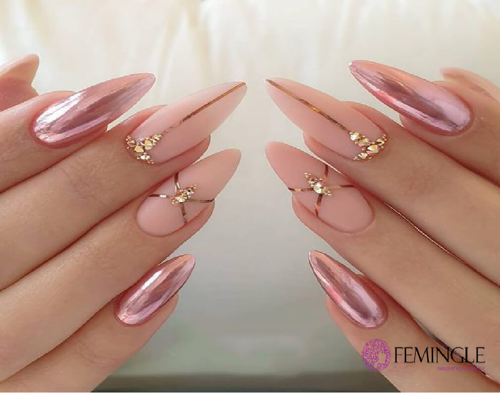 How to grow nails fast?