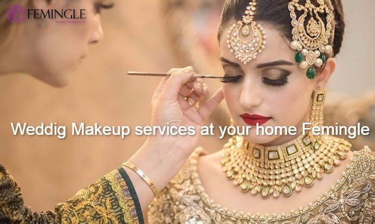Makeup services