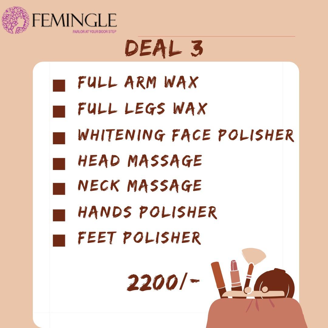 Facial And Mani-Pedi Deal 2