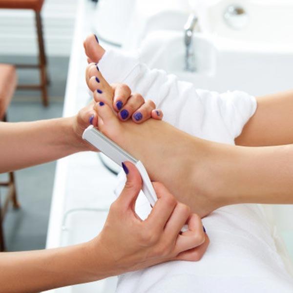 manicure-and-pedicure services