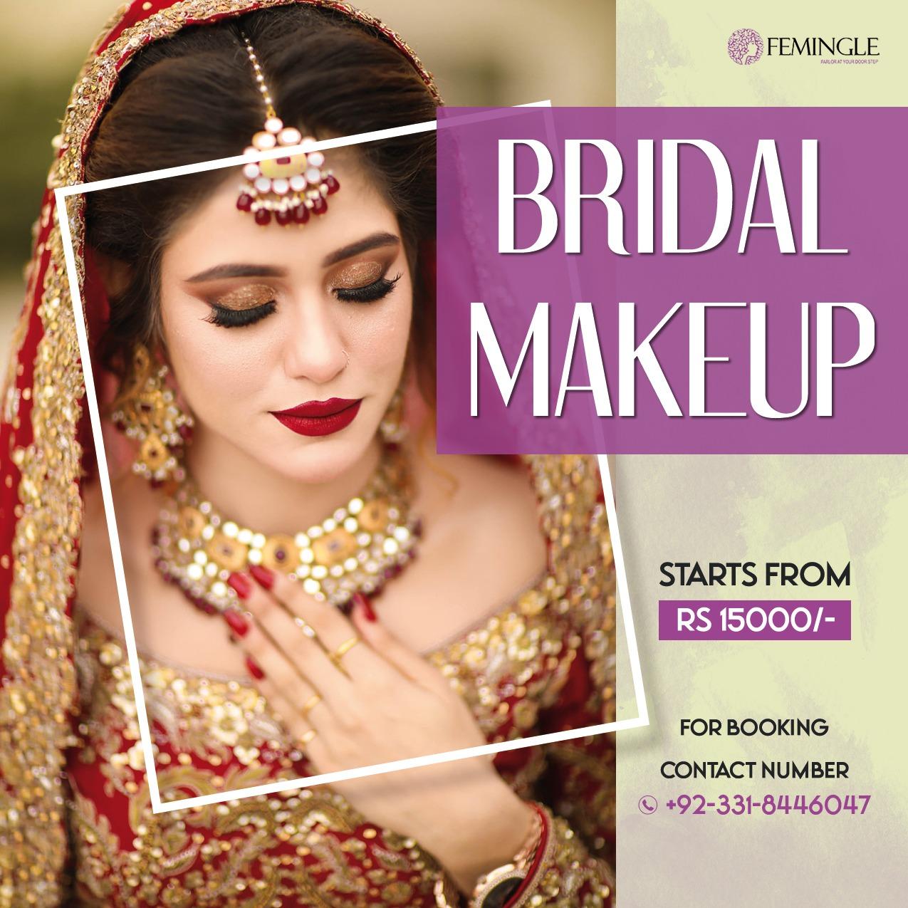 Bridal Makeup Deal